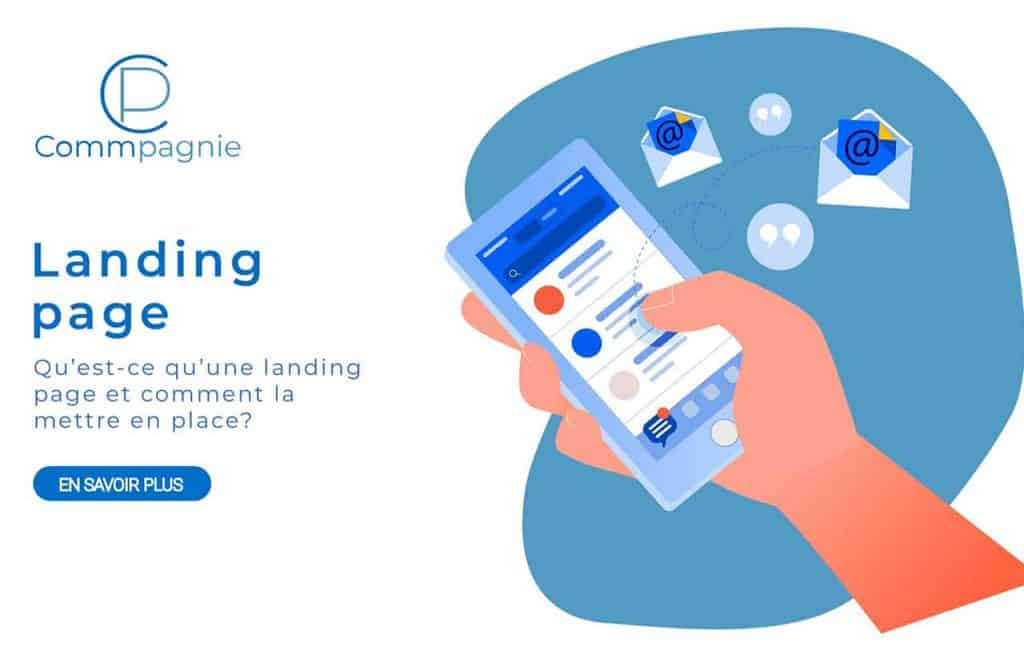 landing page article