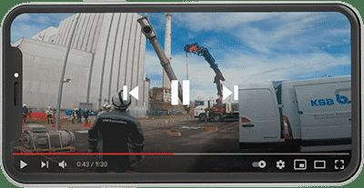 réalisation vidéo pour EDF